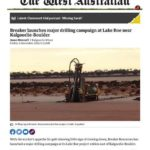 Breaker launches major drilling campaign at Lake Roe near Kalgoorlie-Boulder